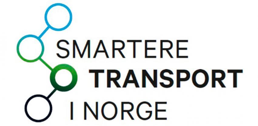 Bilde av logo der det står Smartere Transport i Norge